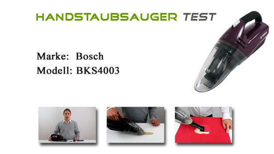 Test Bosch BKS4003